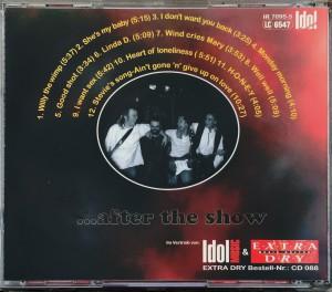 Cross-cd2back